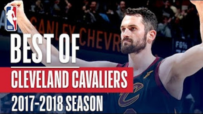 Best of Cleveland Cavaliers 2018 NBA Season