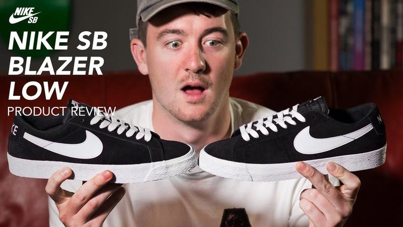 Nike SB Blazer Low Skate Shoe Review - Rollersnakes.co.uk
