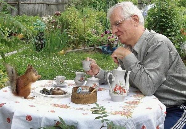 белочка что человек делает, таков он и есть (георг вильгельм фридрих гегель) валерка – сто сорока килограммовый пятиклассник, сидел на террасе своего большого купеческого дома и пил чай