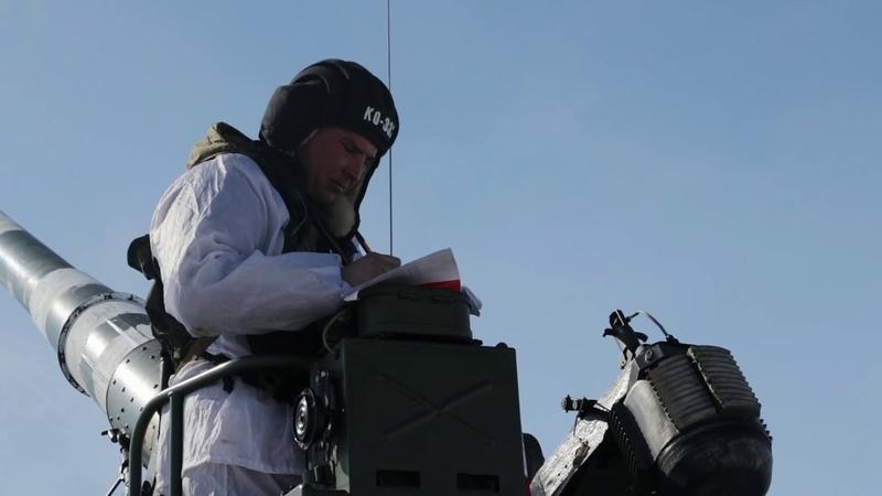 203 mm Increased Power Howitzer Malka 203 мм артустановка Малка залпы в Кузбассе