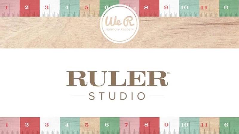 Ruler Studio by We R Memory Keepers