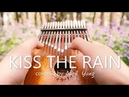 Kiss The Rain (kalimba cover)