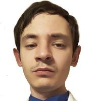 Анкета Евгений Егоров