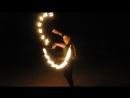 Фаер шоу Giving Light ч 3