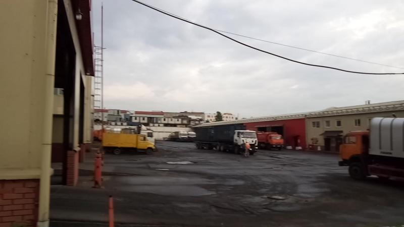 г Москва Тарный проезд вл 2 Мусороперерабатывающий комплекса МПК 1 Котляково
