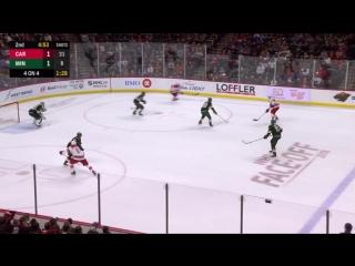 Carolina Hurricanes vs Minnesota Wild Oct 13, 2018 HIGHLIGHTS HD