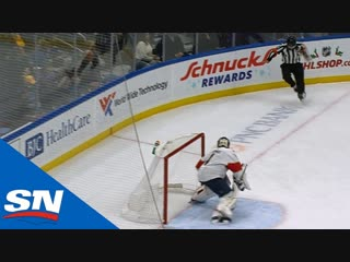 St. Louis Blues Goal Called Back After Deflecting Off Referee