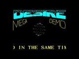 Desire Megademo - KSA SoftwareKentMusicSoft #zx spectrum AY Music Demo
