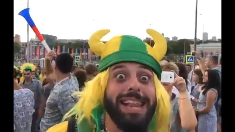 Россия АХУЕННО Братан!! Футбол! ЛУЧШИЕ моменты!/The best moments in football 2018!