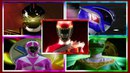 Power Rangers - All Rangers Morphs   Mighty Morphin Power Rangers - Dino Super Charge   History