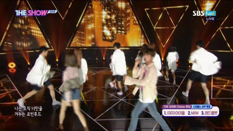 180821 SOYA (소야) - Y-Shirt (Deep Inside) ft. Heedo (희도) of B.I.G (비아이지)
