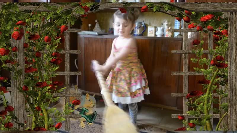 Принцессы Диснея - Путешествие в сказку ч.1 Золушка, магия, ведьма