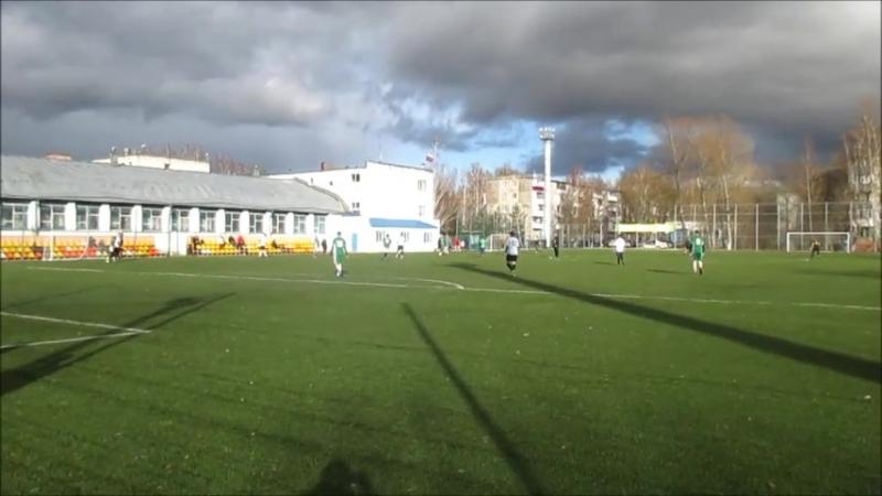 Голы Наврузова Анушеврона в ворота Александровского сада 2