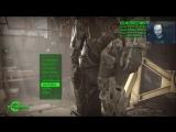 Хардкорный Fallout 4 с зеленью и без HUD