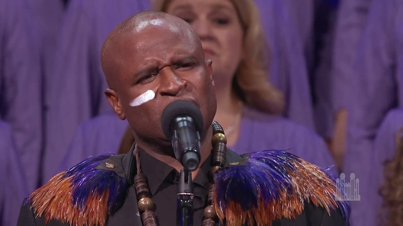 He Lives in You, from The Lion King - Alex Boyé the Mormon Tabernacle Choir