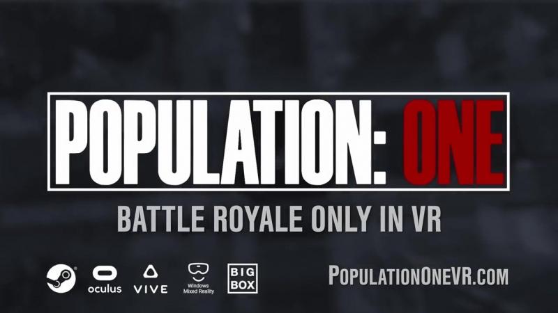 POPULATION_ ONE Teaser Trailer