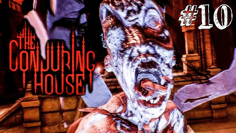 ХЭППИ ЭНД! ► The Conjuring House Прохождение 10 ► ИНДИ ХОРРОР ИГРА