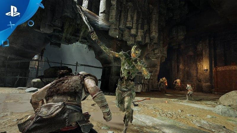 God of War - Advanced Combat Strategies | PS4