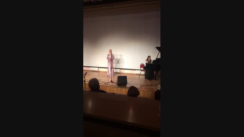 Ария Песня Луне из оперы Русалка А. Дворжака