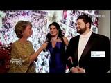 Анна Нетребко и Юсиф Эйвазов выступили на 63-м Венском оперном балу