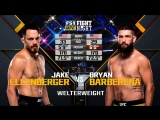 UFC_FN_135 Jake Ellenberger  vs.  Bryan Barberena