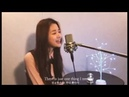 LimeSoda KimHyerim|Cover Song|All I Want For Christmas Is You Mariah Carey