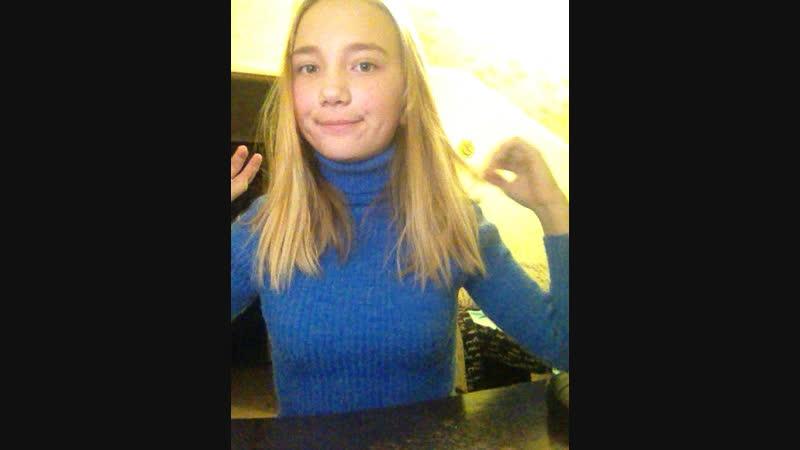 Алиса Андреева — Live