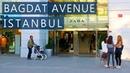 Bagdat Avenue in Istanbul Bağdat Caddesi Istanbul Travel Guide