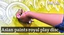 ASIAN PAINT ROYAL PLAY WALL DISIGN | INTERIOR DISIGN | ASIAN PAINTSl