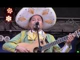 Как зажигают перед матчем Испанцы и Португальцы под мексиканскую музыку в Сочи