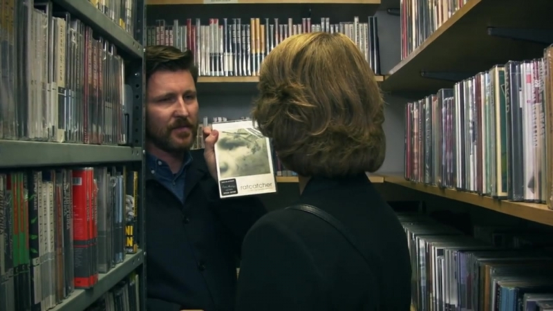 Andrew haigh and charlotte rampling's closet picks