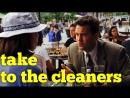 Идиома to TAKE TO THE CLEANERS из фильма 9 ярдов