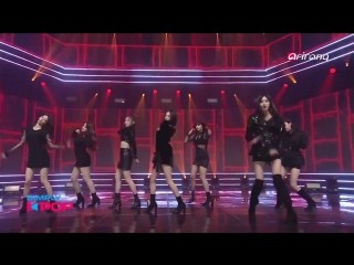 [Simply K-Pop] CLC(씨엘씨)  Black Dress(블랙 드레스)  Ep.303  031618