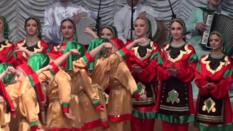 Дети Гор Дагестанский танец