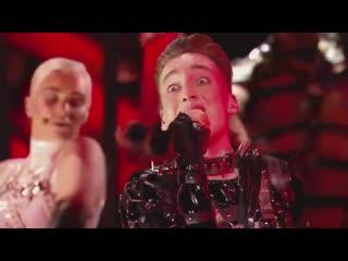 Iceland - live - hatari - hatrið mun sigra - first semi-final - eurovision 2019 евровидение исландия 1 полуфинал