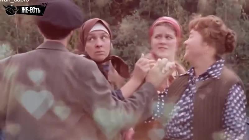 Любовь и голуби - (клип)