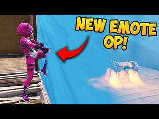 *NEW* MIME TIME EMOTE IS OP! - Fortnite Funny Fails and WTF Moments! #407