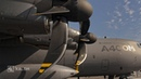 The Airbus A400M Designed to Replace the Transall C-160 and the Lockheed C-130 Hercules