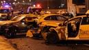 Восемь автомобилей столкнулись на Варшавском шоссе: один человек погиб и трое пострадали