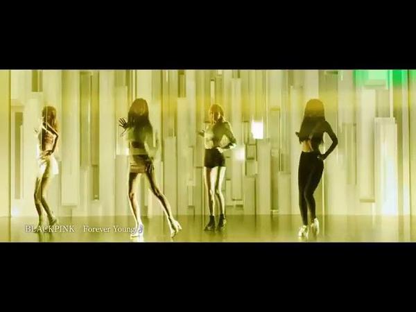 BLACKPINK KITKAT TV Commercial Video Forever Young