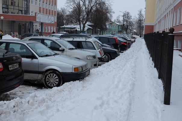 Привет нытикам которым постоянно зимой мешает снег. Вот вам наглядный