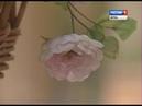 В ОДНТ открылась выставка батика Вишнёвый сад (ГТРК Вятка)