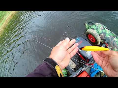 Рыбалка на малой реке весной!Разловили Воблер Rerange 130SP и его копию с Алиэкспресс!