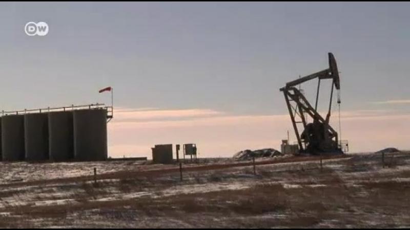Нефтяная лихорадка в Северной Дакоте