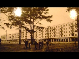 Сясьстрой - город детства