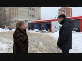 Марина Кононова на улицах Города Чехов