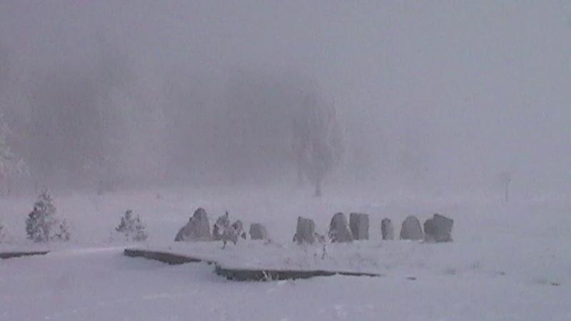 Горный Алтай. Семинский перевал