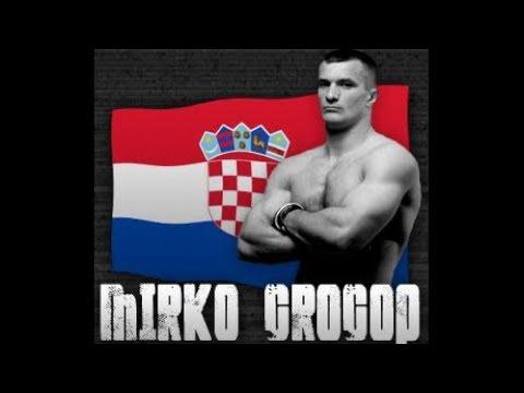Легенда ММА Мирко Кро Коп Филипович ММА Channel Sport