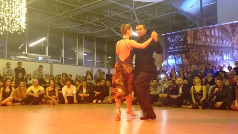 Sebastian Arce Mariana Sarli M Tenia Que Suceder Sultans Tango Fest2016 1 4