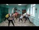 Разминка.пос.Казенная Заимка, гр.Современный танец .mp4